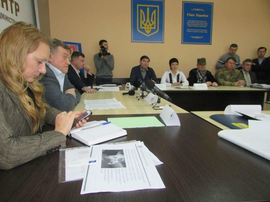 В Луганской обладминистрации обсудили проблемы информполитики в области (ФОТО), фото-1