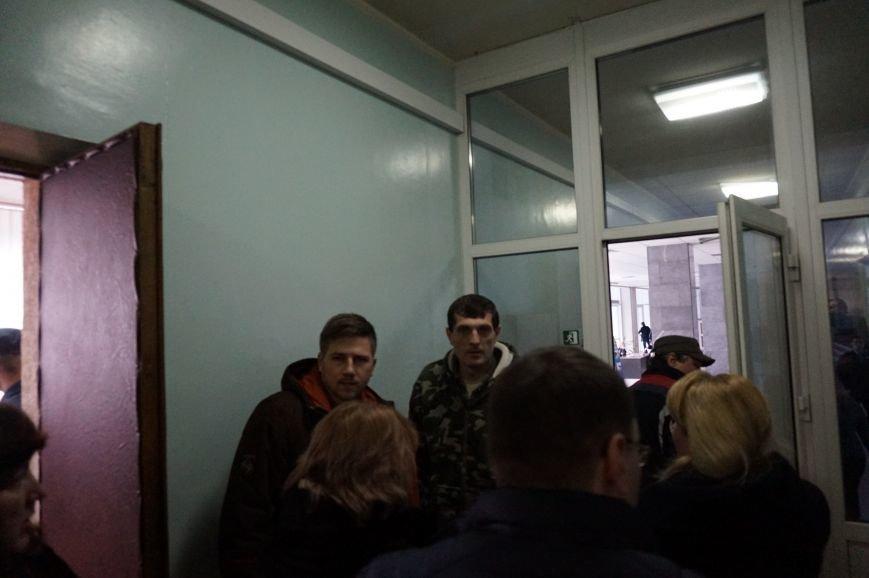 Криворожские активисты  будут охранять горизбирком от провокаторов (ФОТО) (фото) - фото 2
