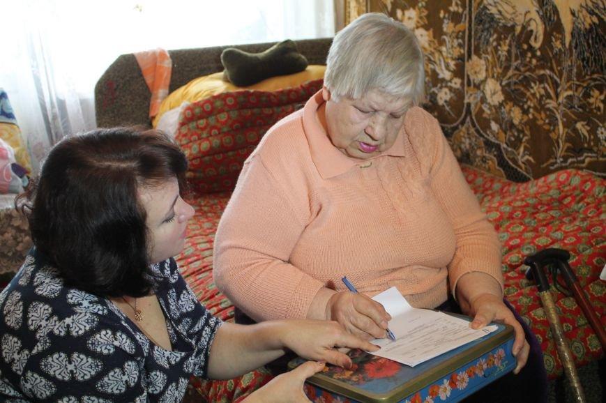 Одиноким пенсионерам будут ежемесячно оказывать благотворительную помощь, фото-2