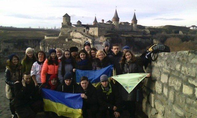 Школьники из Бахмута приняли участие в экспедиции, которая объединила учащуюся молодежь Украины, фото-1