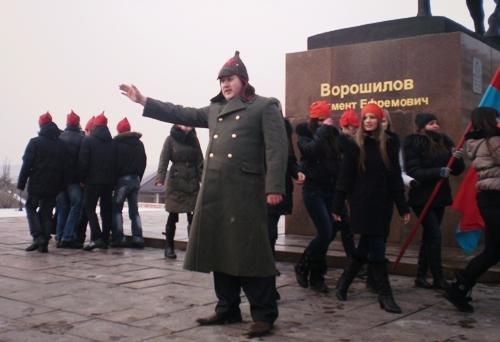 """""""Красный"""" историк погрузил оккупированный Луганск в """"беспросветную тьму"""" (ФОТО), фото-3"""