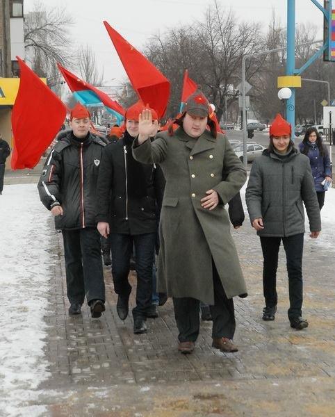 """""""Красный"""" историк погрузил оккупированный Луганск в """"беспросветную тьму"""" (ФОТО), фото-4"""