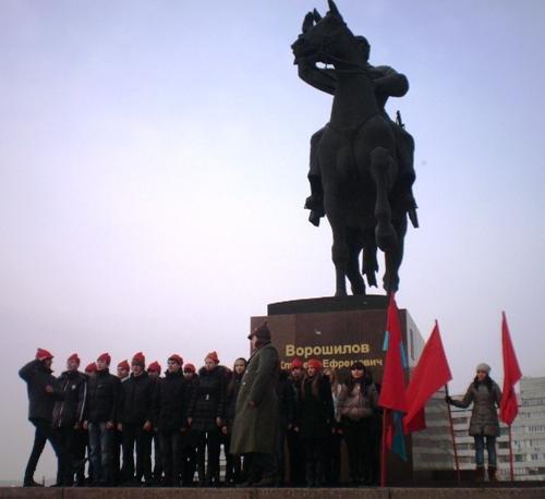 """""""Красный"""" историк погрузил оккупированный Луганск в """"беспросветную тьму"""" (ФОТО), фото-2"""