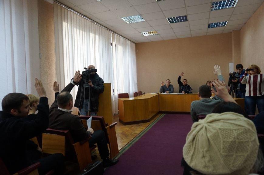 С завтрашнего дня в Кривом Роге стартует избирательная кампания  (ДОКУМЕНТ, ФОТО) (фото) - фото 1