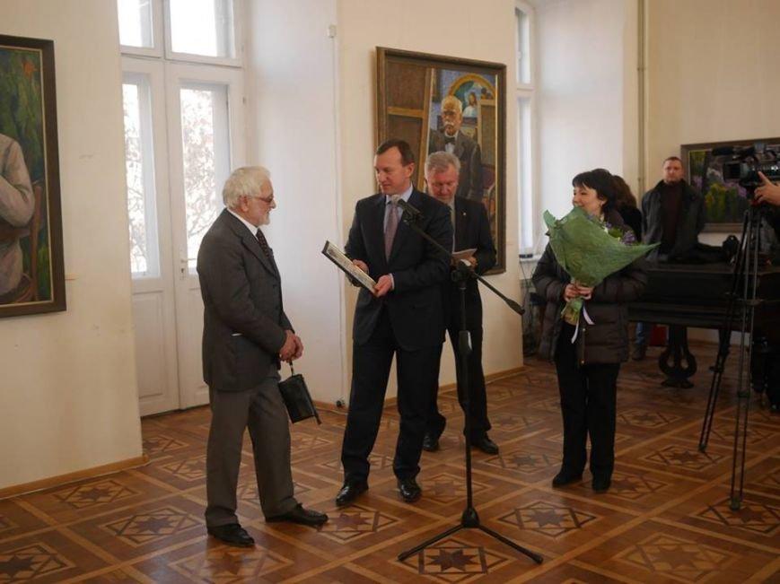 В Ужгороді відкрилась виставка Микити (фото) - фото 1