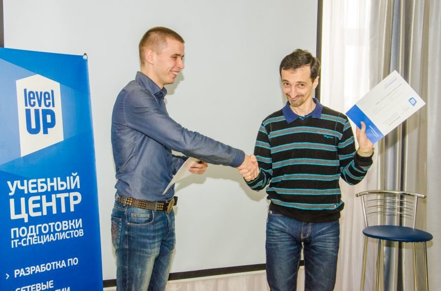 В Днепропетровске очередная группа АТОшников завершила компьютерные курсы (ФОТО), фото-1