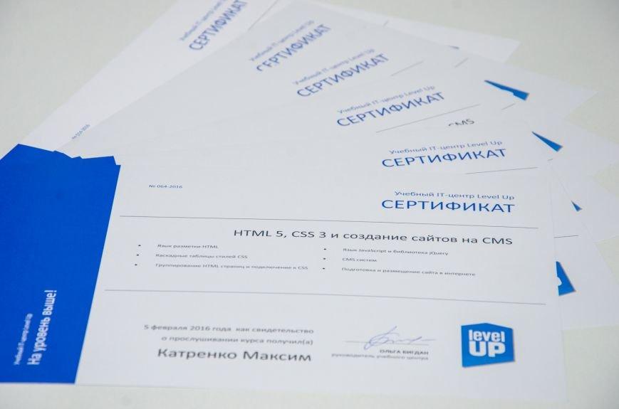 В Днепропетровске очередная группа АТОшников завершила компьютерные курсы (ФОТО), фото-3