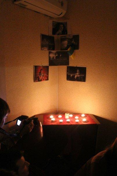 Молодежь Красноармейска и Димитрова сегодня вспомнила творчество и жизнь Кузьмы Скрябина, продолжающего жить в памяти фанатов (фото) - фото 3