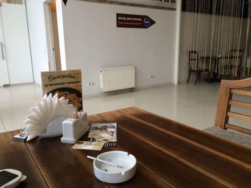 «Поесть на 100 гривен»: обед в сигаретном дыму в «Баварском дворе» (ФОТО и ВИДЕО) (фото) - фото 7