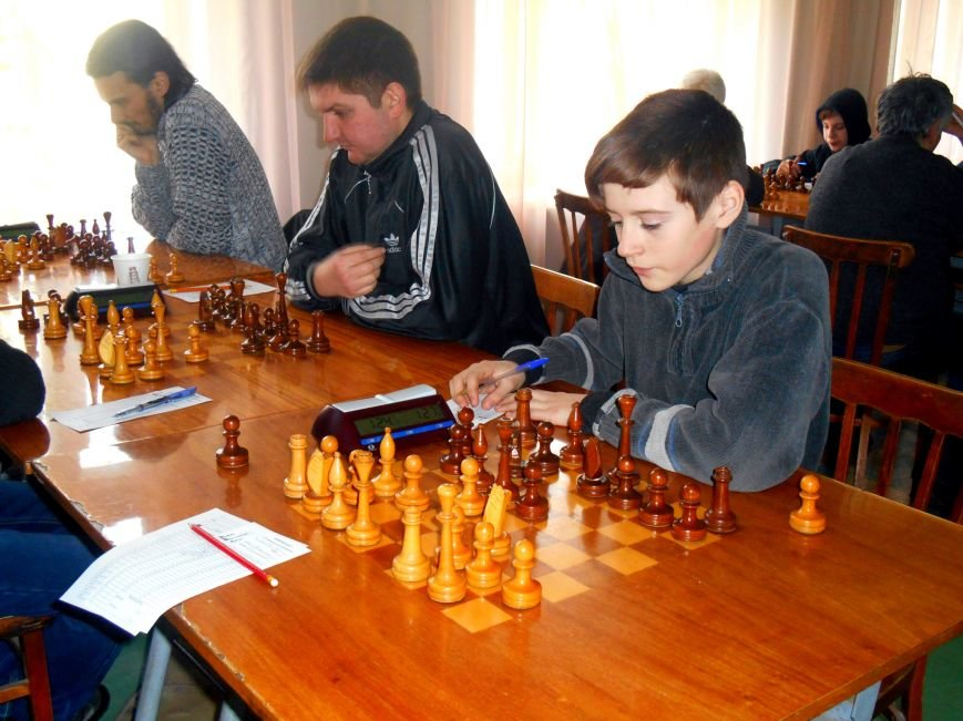 В Славянске проходит 78 чемпионат по шахматам (фото) - фото 2