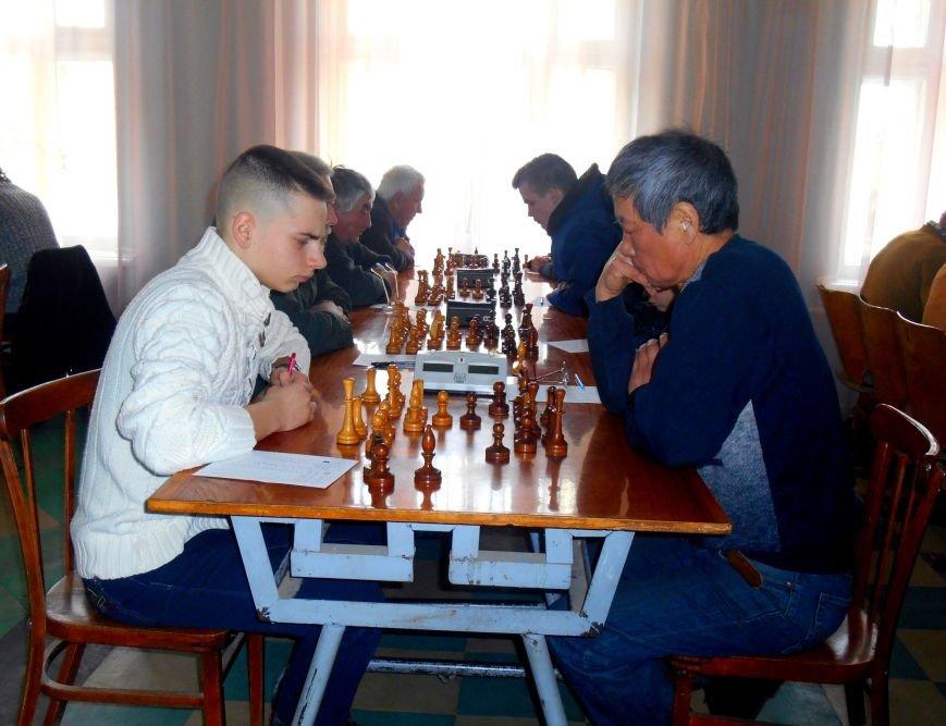В Славянске проходит 78 чемпионат по шахматам (фото) - фото 4