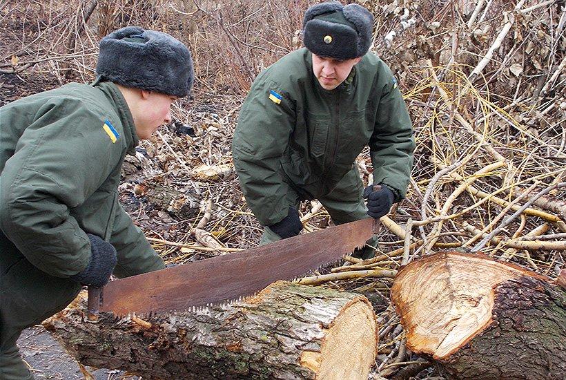 Гвардейцы Славянска помогли многодетной семье (фото) - фото 1