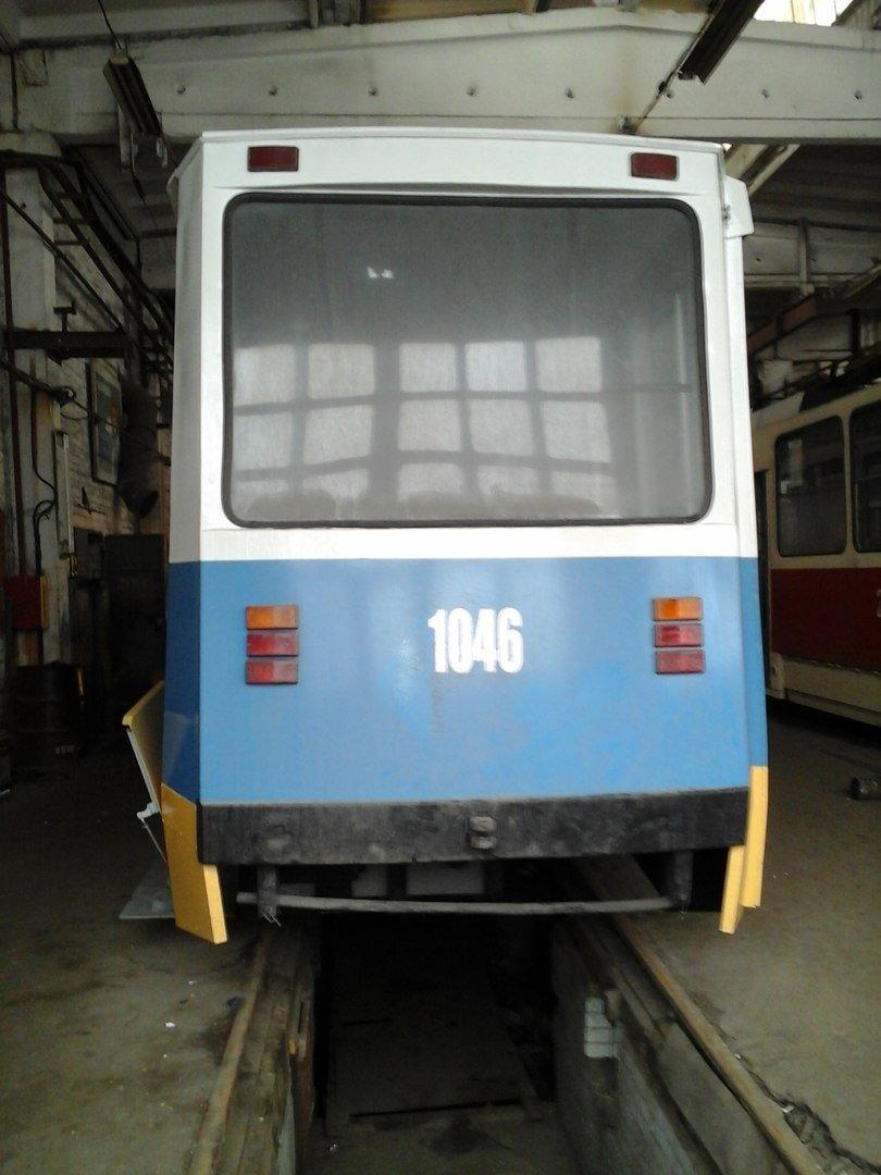 В Днепродзержинск после капремонта прибыл первый из пяти трамвайных вагонов (фото) - фото 7