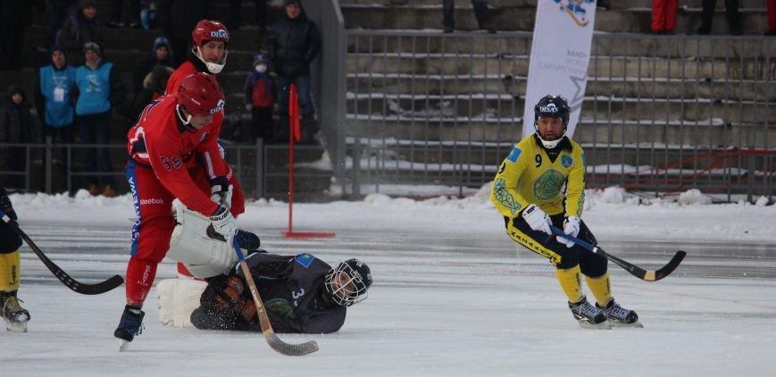 Российская команда вышла в финал мирового бендийного чемпионата, фото-6