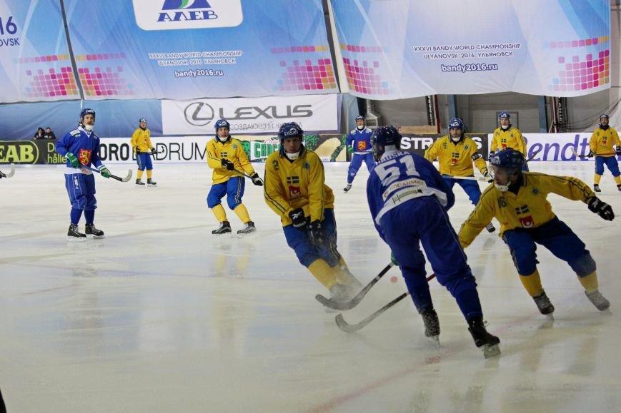 Финны стали авторами главной сенсации Чемпионата мира по бенди, фото-10