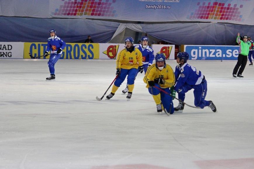 Финны стали авторами главной сенсации Чемпионата мира по бенди, фото-9