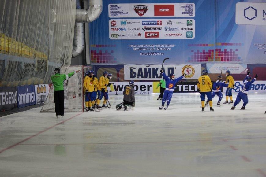 Финны стали авторами главной сенсации Чемпионата мира по бенди, фото-5