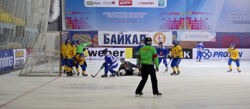 Финны стали авторами главной сенсации Чемпионата мира по бенди, фото-7