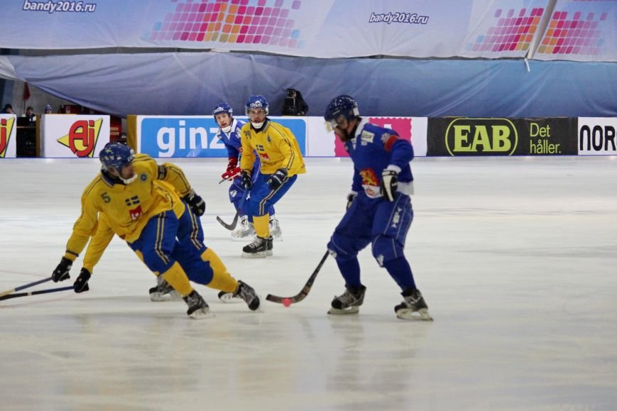 Финны стали авторами главной сенсации Чемпионата мира по бенди, фото-6
