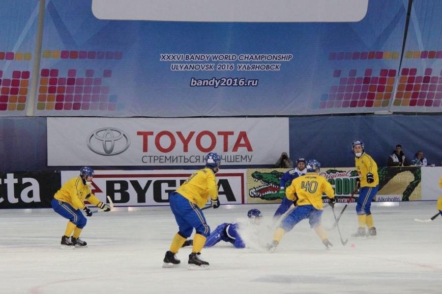 Финны стали авторами главной сенсации Чемпионата мира по бенди, фото-8
