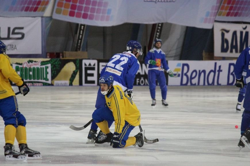 Финны стали авторами главной сенсации Чемпионата мира по бенди, фото-2