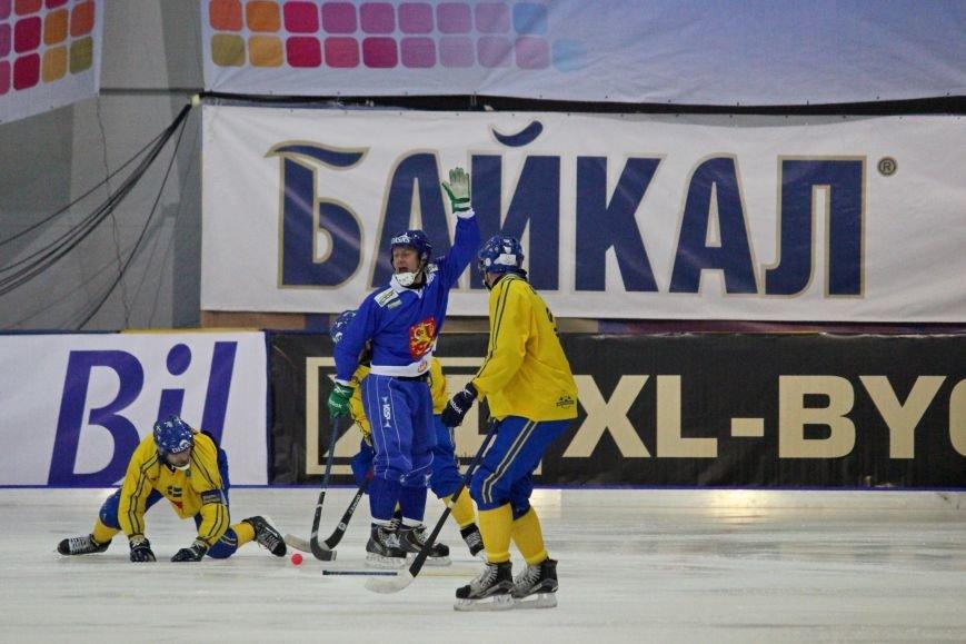 Финны стали авторами главной сенсации Чемпионата мира по бенди, фото-14