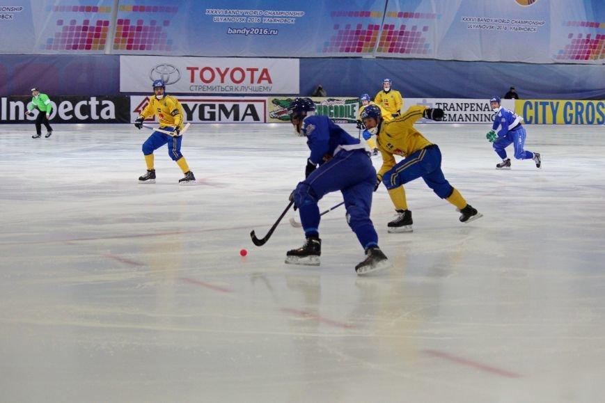 Финны стали авторами главной сенсации Чемпионата мира по бенди, фото-3