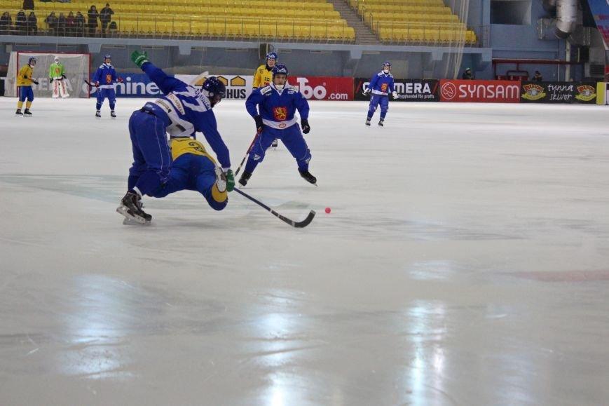 Финны стали авторами главной сенсации Чемпионата мира по бенди, фото-12