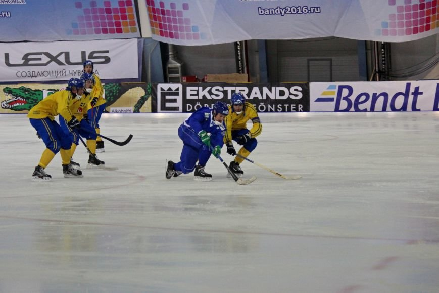 Финны стали авторами главной сенсации Чемпионата мира по бенди, фото-11