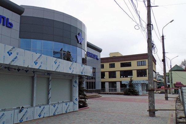 У Тернополі ремонт автовокзалу на стадії завершення (фото) (фото) - фото 1