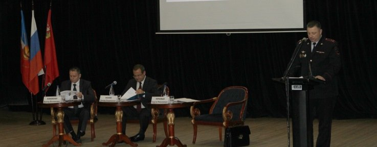 Глава УВД Новомосковского округа предоставил отчёт за прошедший год (фото) - фото 1