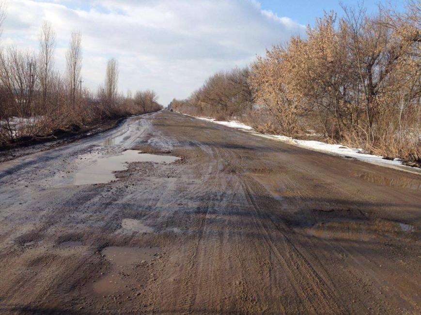 2288365236bb0ffec4fc43940347be6c В Одесской области нашли дорогу хуже, чем трасса на Измаил