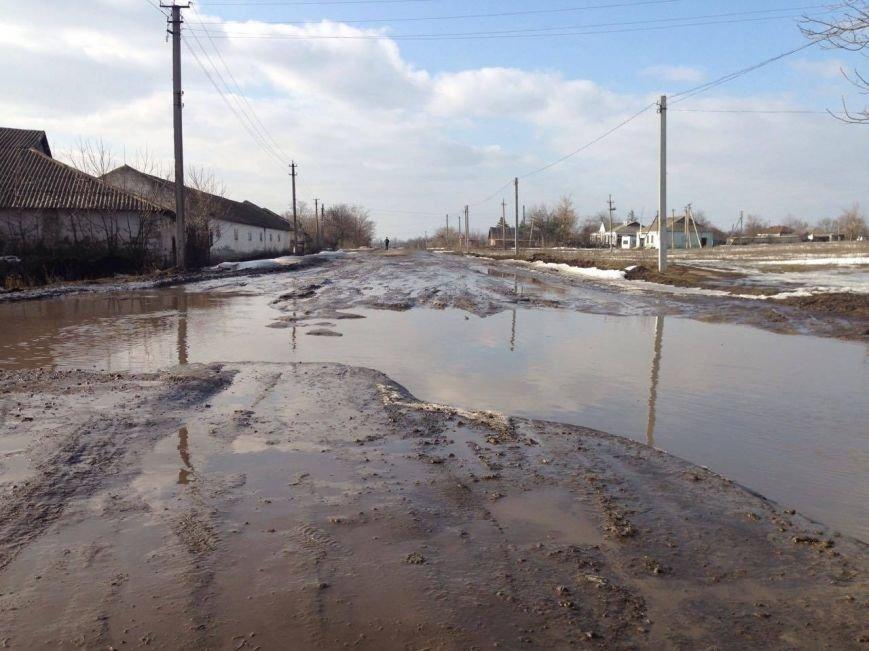 2393ba4a896a9eb7ce6c7340588759cb В Одесской области нашли дорогу хуже, чем трасса на Измаил