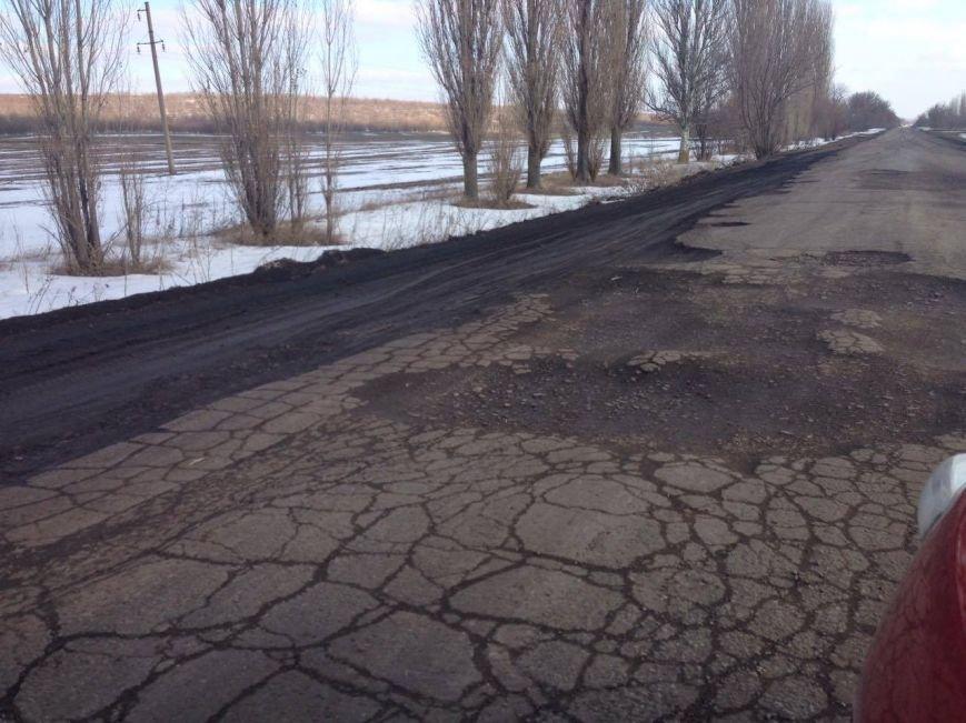 7e8f3f743cdb85f5f6a67b0613ff4456 В Одесской области нашли дорогу хуже, чем трасса на Измаил