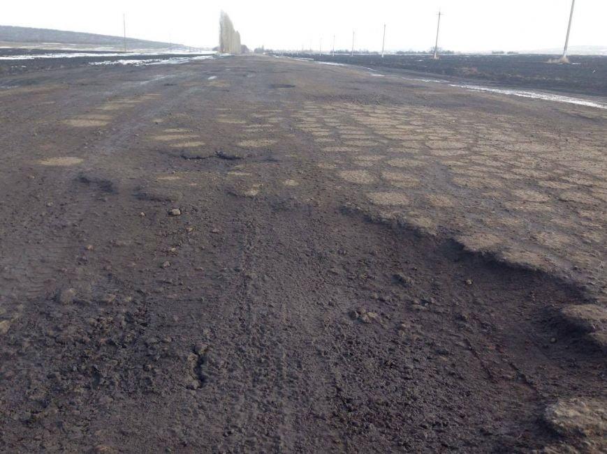 939ddb87aff95337e0b362325e09684c В Одесской области нашли дорогу хуже, чем трасса на Измаил