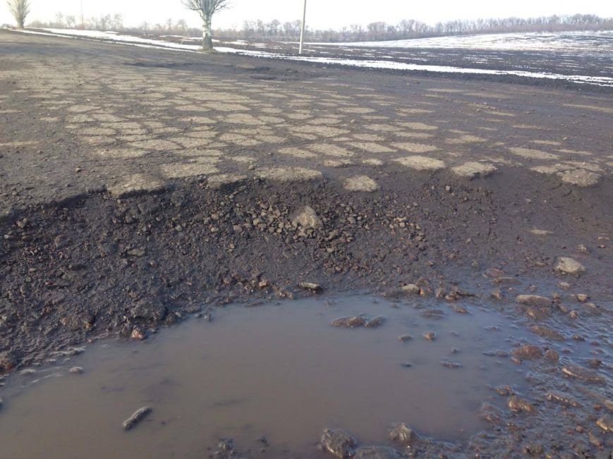 d28ac5d9bc9c86bad0f2e6876c3ac07d В Одесской области нашли дорогу хуже, чем трасса на Измаил