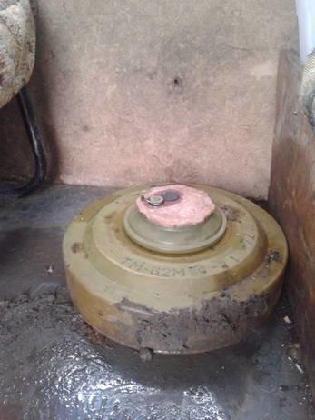 Житель Донецкой области пытался провести на Луганщину взрывчатку (Видео) (фото) - фото 1