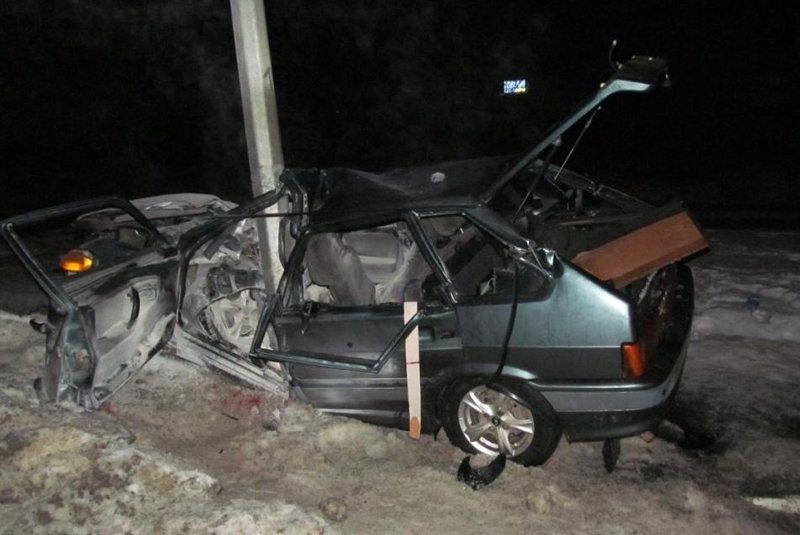 Авария в Валуйском районе унесла жизни сразу двух человек (фото) - фото 1