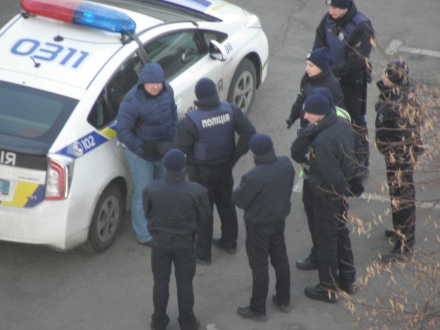 В Днепропетровске 7 патрульных экипажей задержали одного нарушителя (ФОТО) (фото) - фото 2