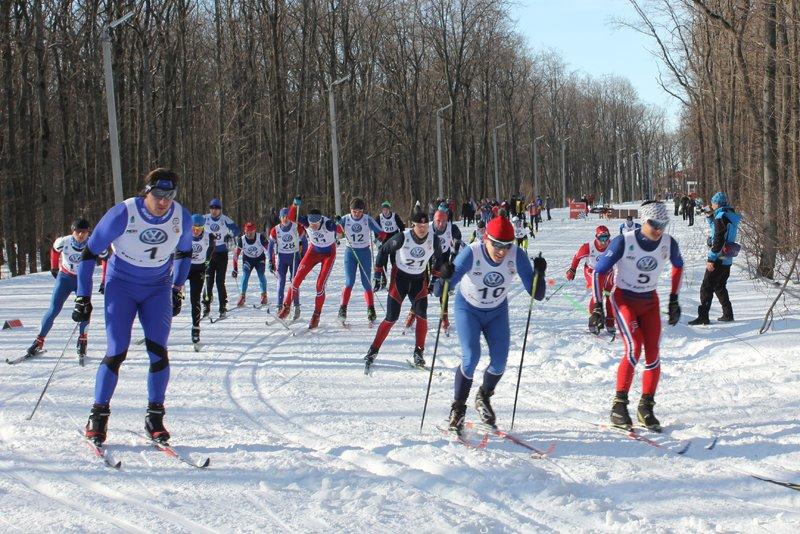 В Белгороде прошли первые соревнования по скиатлону, фото-1