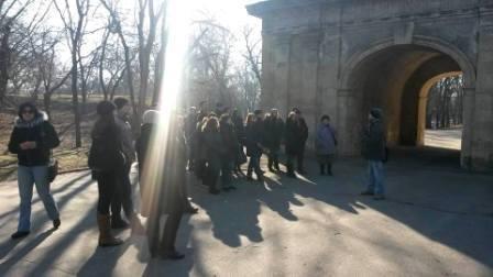 Городские депутаты утром в воскресенье пошли на экскурсию (фото) (фото) - фото 2