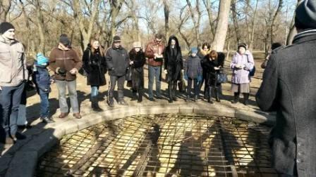 Городские депутаты утром в воскресенье пошли на экскурсию (фото) (фото) - фото 1