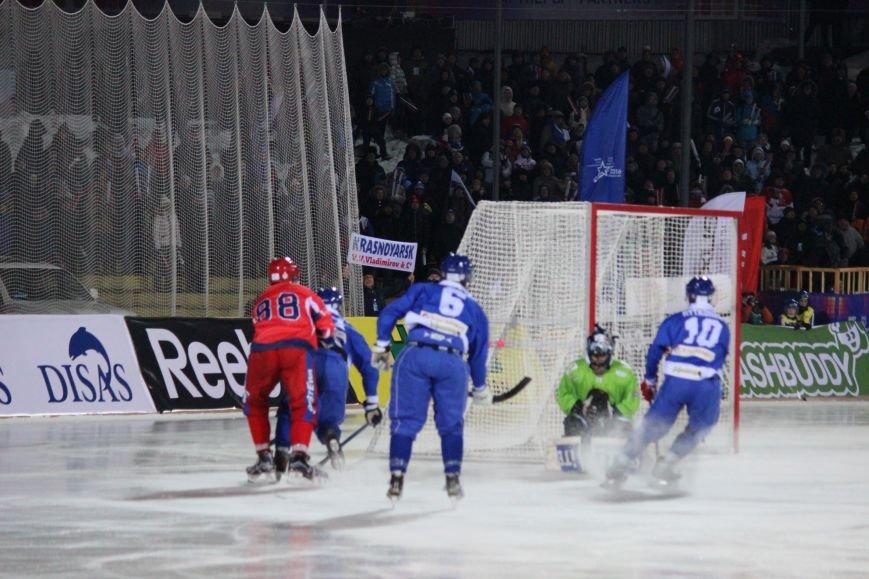 Сборная России стала чемпионом мира по хоккею с мячом, фото-10