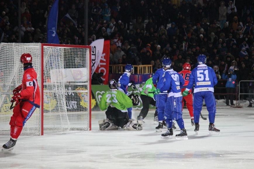 Сборная России стала чемпионом мира по хоккею с мячом, фото-8