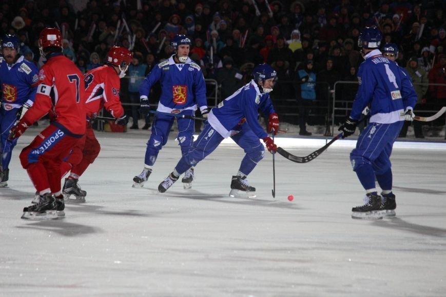 Сборная России стала чемпионом мира по хоккею с мячом, фото-9