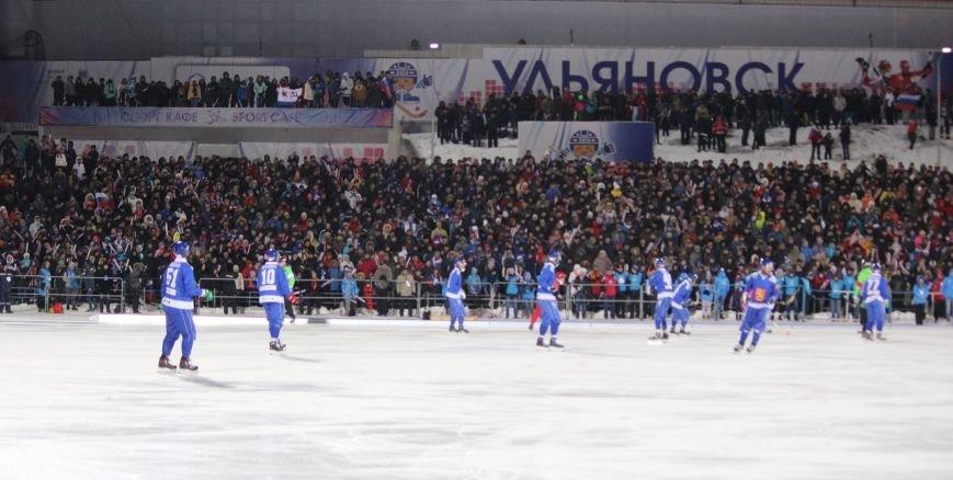 Сборная России стала чемпионом мира по хоккею с мячом, фото-3