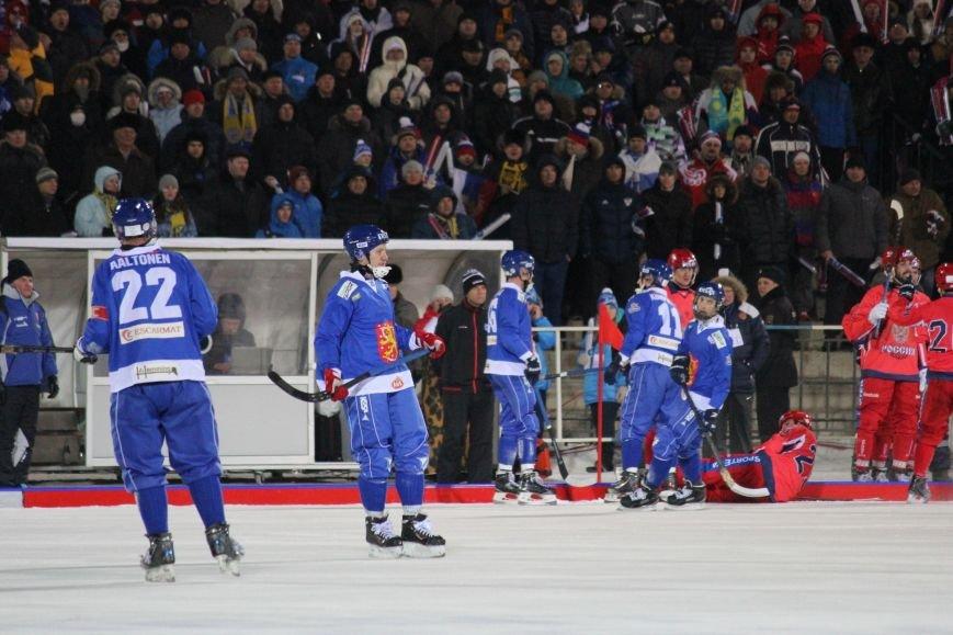 Сборная России стала чемпионом мира по хоккею с мячом, фото-6