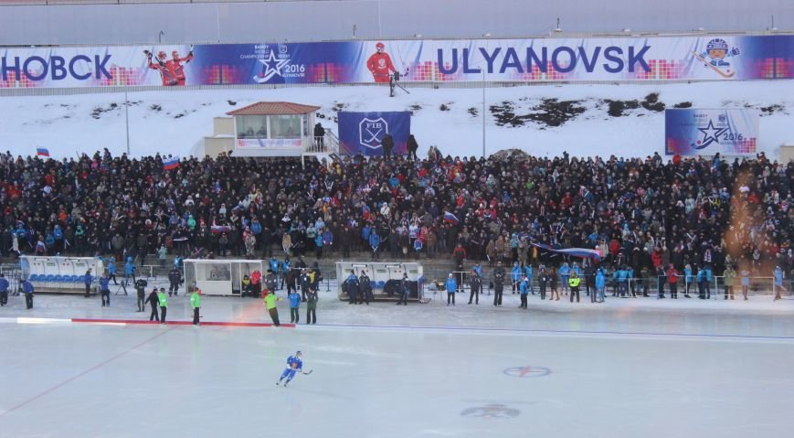 Сборная России стала чемпионом мира по хоккею с мячом, фото-1
