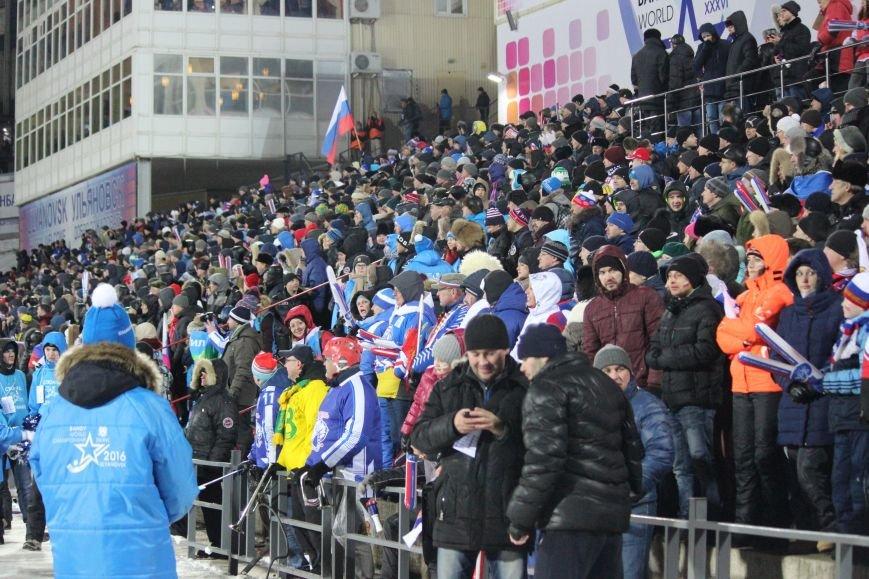 Сборная России стала чемпионом мира по хоккею с мячом, фото-4