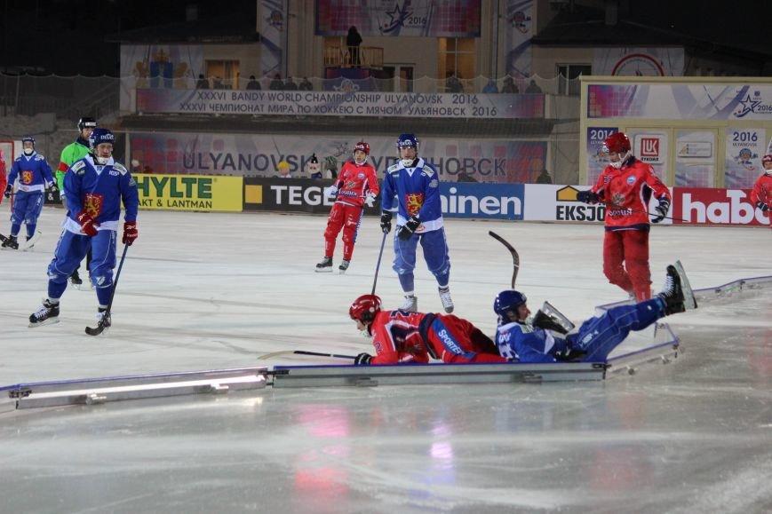 Сборная России стала чемпионом мира по хоккею с мячом, фото-13